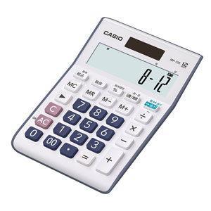 カシオ 電卓 12桁 CASIO 余り計算電卓 MP-12R MP-12R-N 返品種別A|joshin