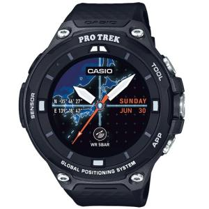 カシオ Smart Outdoor Watch PROTREK Smartスマート アウトドア ウォッチ プロトレックスマート WSD-F20-BK 返品種別B joshin