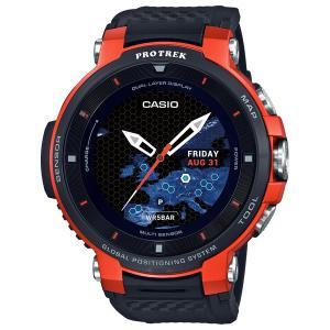 カシオ (国内正規品)スマートウォッチPROTREK Smart Outdoor Watch WSD...