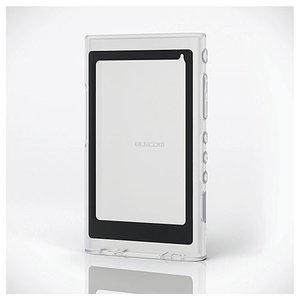 エレコム ウォークマン A50シリーズ用シリコンケース (クリア) ELECOM AVS-A18SCCR 返品種別A joshin