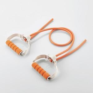エレコム ハンドル付きチューブ(オレンジ/ ストロング) ELECOM エクリアスポーツ HCF-T...