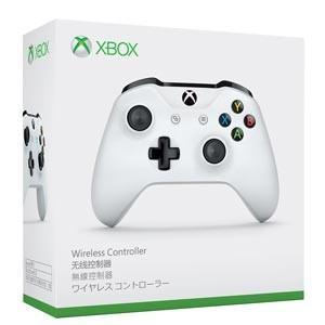 マイクロソフト (Xbox One)Xbox One ワイヤレスコントローラー(ホワイト) 返品種別B