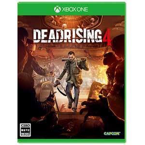 マイクロソフト (特典付)(Xbox One)DEAD RISING 4デッド ライジング 返品種別B