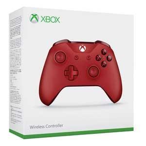 マイクロソフト (Xbox One)Xbox ワイヤレスコントローラー(レッド) 返品種別B