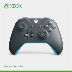 マイクロソフト (Xbox One)Xbox ワイヤレスコントローラー(グレー/ ブルー) 返品種別...