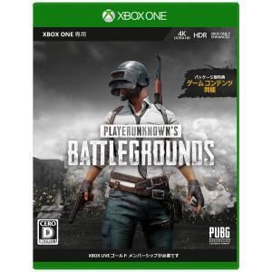 マイクロソフト (Xbox One)PLAYERUNKNOWN'S BATTLEGROUNDS 製品...