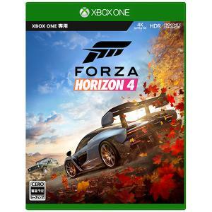 日本マイクロソフト (Xbox One)Forza Horizon 4 返品種別B|joshin