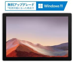 マイクロソフト Surface Pro 7 - プラチナ [第10世代インテル Core i3 / ...