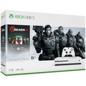 マイクロソフト Xbox One S 1 TB (Gears 5 同梱版) 返品種別B