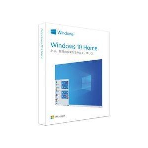 マイクロソフト Windows 10 Home 日本語版(May 2019 Update 適用) ※パッケージ(USBメディア)版 返品種別B