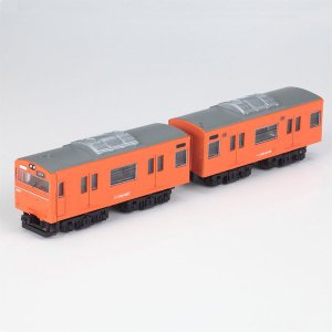 バンダイ Bトレインショーティー 103系体質改善40N車 大阪環状線(オレンジ) 返品種別B|joshin