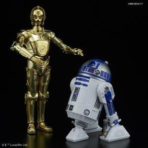 バンダイ 1/ 12 C-3PO & R2-D2 (スター・ウォーズ エピソード8 最後のジェダイ)...