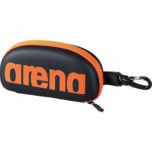 アリーナ ポーチ(ブラック×オレンジ) arena DS-ARN6442-BOG-F 返品種別A|joshin