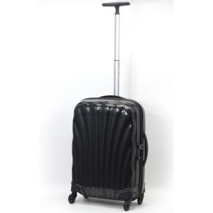 サムソナイト スーツケース ハードフレーム 36L(ブラック) Cosmolite Spinner 55(コスモライト スピナー55) 7334909 返品種別B|joshin