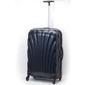 サムソナイト スーツケース ハードフレーム 68L(ミッドナイトブルー) Cosmolite Spinner 69(コスモライト スピナー69) 7335031 返品種別B|joshin