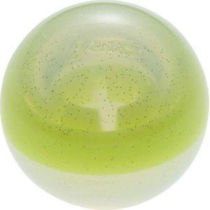 アシックス グラウンドゴルフ ハイパワーボール ストレート クリア(イエロー・サイズ:F) asics グラウンドゴルフボール GGG331-04-F 返品種別A|joshin