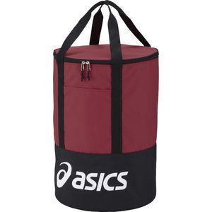 アシックス グラウンドゴルフ ホールポスト・マットバッグ(ワイン・サイズ:F) asics グラウンドゴルフ・バッグ GGG853-25-F 返品種別A|joshin