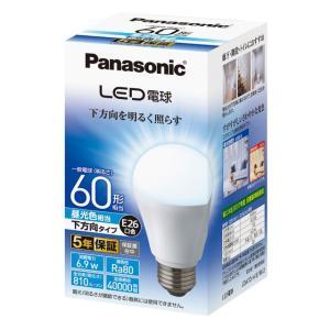 パナソニック LED電球 一般電球形 810lm(昼光色相当) Panasonic LDA7DHEW2 返品種別A joshin