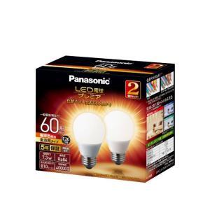パナソニック LED電球 一般電球形 810lm(電球色相当)(2個セット) Panasonic LED電球プレミア LDA7LGZ60ESW22T 返品種別A|joshin