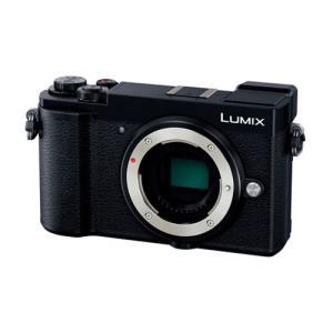 パナソニック ミラーレス一眼カメラ「LUMIX GX7 MarkIII」ボディ(ブラック) Pana...