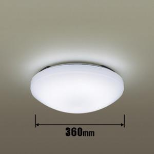パナソニック LEDシーリングライト(カチット式) Panasonic HH-SC0091N 返品種別A|joshin