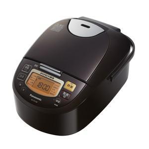 パナソニック IHジャー炊飯器(5.5合炊き) ブラウン Panasonic SR-FD108-T 返品種別A|joshin