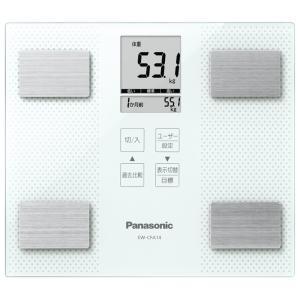 パナソニック 体組成計(ホワイト) Panasonic EW-CFA14-W 返品種別A|joshin
