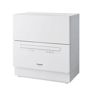 パナソニック 食器洗い乾燥機(ホワイト) (食洗機) Panasonic NP-TA2-W 返品種別A|joshin