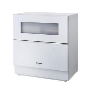 パナソニック 食器洗い乾燥機(ホワイト) (食洗機) Panasonic NP-TZ100-W 返品種別A|joshin