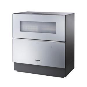 パナソニック 食器洗い乾燥機(シルバー) (食洗機) Panasonic NP-TZ100-S 返品種別A|joshin