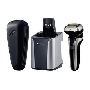 パナソニック 電気シェーバー(シルバー調) Panasonic ラムダッシュ (5枚刃) ES-LV9DX の限定モデル ES-CLV9DX-S 返品種別A|joshin