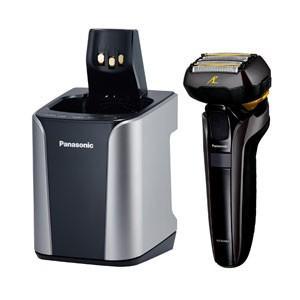 パナソニック 電気シェーバー(シルバー調) Panasonic LAMDASH(ラムダッシュ)(5枚刃) ES-LV9D の限定モデル ES-CLV9D-S 返品種別A|joshin