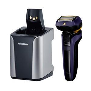 パナソニック 電気シェーバー(青) Panasonic LAMDASH(ラムダッシュ)(5枚刃) ES-LV7D の限定モデル ES-CLV7D-A 返品種別A|joshin