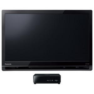 パナソニック 19V型ポータブル地上・BS・110度CSデジタル液晶テレビ(ブラック) (別売USB...