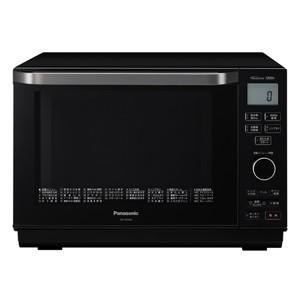 パナソニック 簡易スチームオーブンレンジ 26L ブラック Panasonic エレック NE-MS...