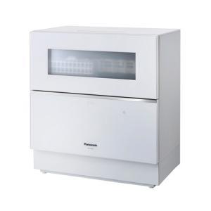 パナソニック 食器洗い乾燥機(ホワイト) (食洗機)(食器洗い機) Panasonic NP-TZ2...