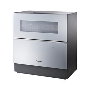 パナソニック 食器洗い乾燥機(シルバー) (食洗機)(食器洗い機) Panasonic NP-TZ2...
