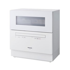 パナソニック 食器洗い乾燥機(ホワイト) (食洗機)(食器洗い機) Panasonic NP-TH3...