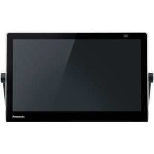 パナソニック 15型ポータブル液晶テレビ(ブラック) (別売USB HDD録画対応)Panasoni...