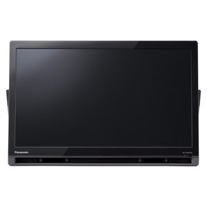 パナソニック 19型ポータブル液晶テレビ(ブラック) (別売USB HDD録画対応)Panasoni...