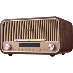 在庫状況:在庫僅少/◆内部を大きく進化させたレトロデザインの一体型モデル◆対応規格:CD、FMラジオ...