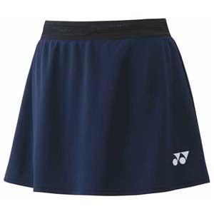 在庫状況:入荷次第出荷/◆テニス・バドミントンウェア レディーススカート。インナースパッツ付き。◆U...