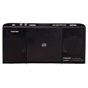 東芝 Bluetooth機能搭載CDラジオ ブラック TOSHIBA TY-CW26 K 返品種別Aの商品画像