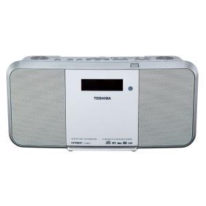 東芝 SD/ USB対応CDラジオ TOSHIBA TY-CRX71(W) 返品種別A|joshin