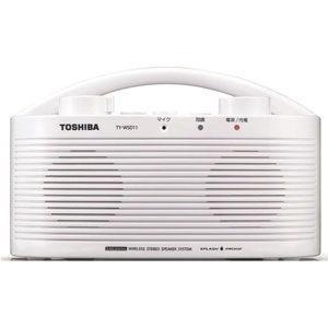 東芝 防水対応テレビ用ワイヤレススピーカーシス...の詳細画像1