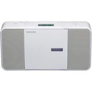 東芝 CDラジオ(ホワイト) TOSHIBA ...の関連商品4