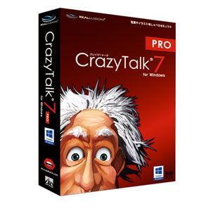 AHS CrazyTalk 7 PRO for Windows 返品種別A|joshin