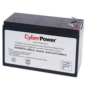 CyberPower CP750SWLT 交換用バッテリー RBP0053 返品種別A joshin
