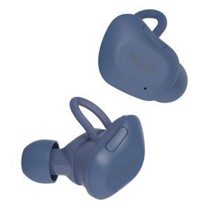 NUARL 完全ワイヤレス Bluetoothイヤホン(ネイビー) NT01L-NV 返品種別A|joshin
