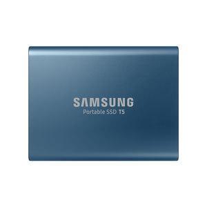 サムスン USB3.1 Gen.2対応 ポータブルSSD 500GB Portable SSD T5...